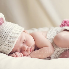 Newborn Bunny outfit