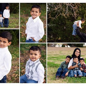 Heath, TX Park Family Photo Session
