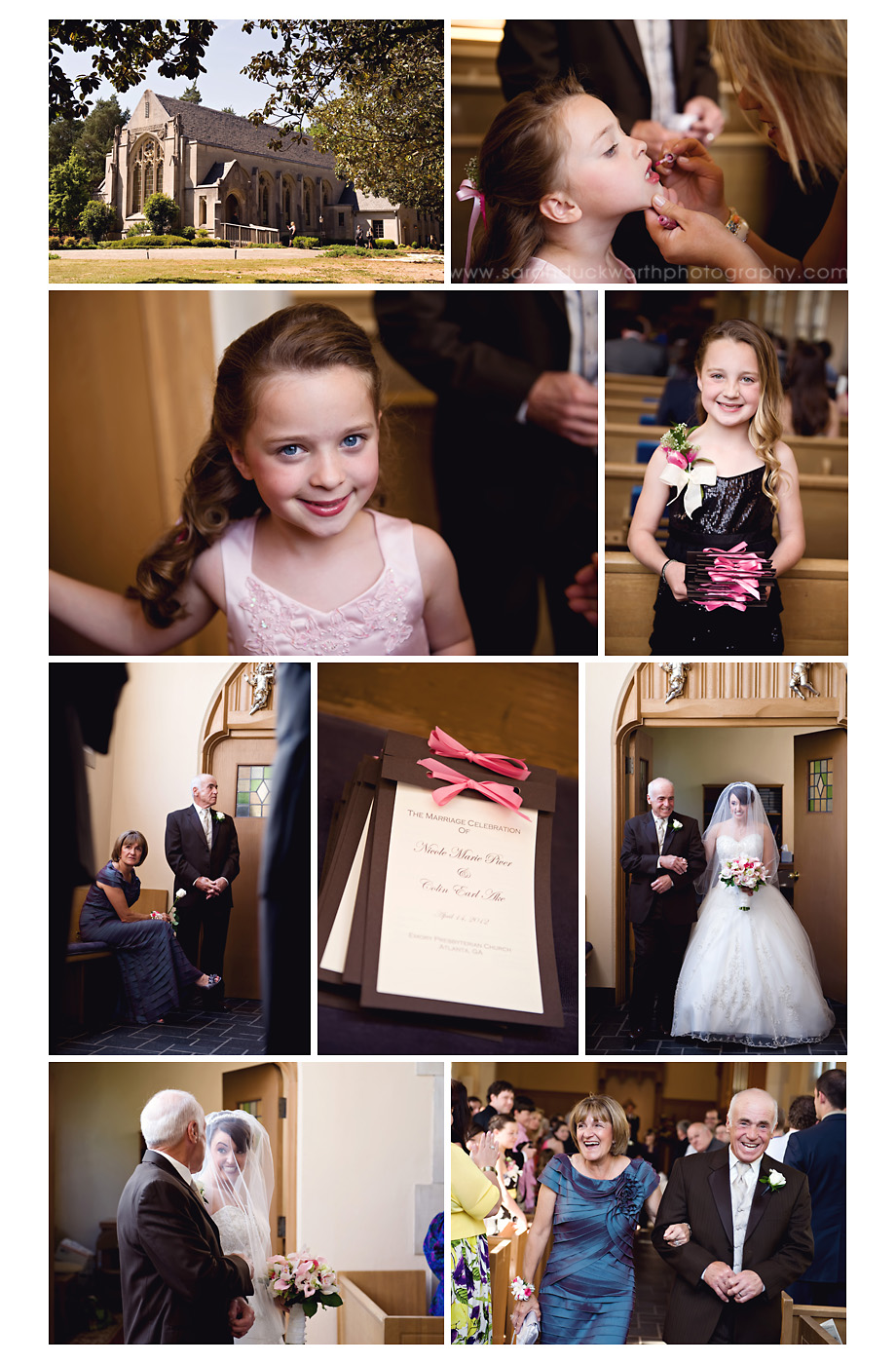 Rockwall Church Wedding Photography