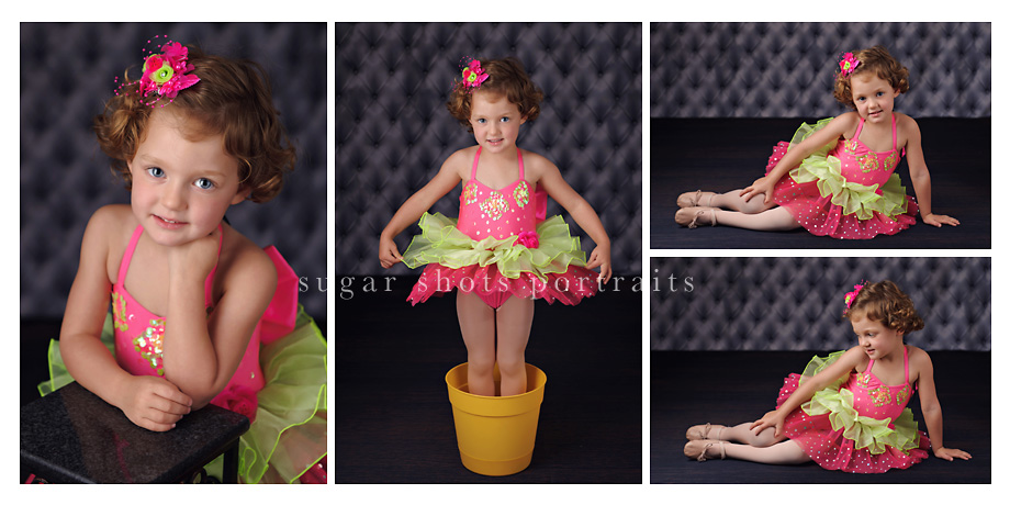 Dance Recital Portraits
