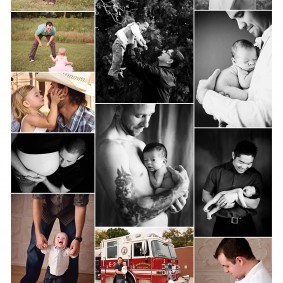 Fathers Day Portraits
