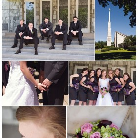 Dallas Wedding Jesus Christ Latter Day Saints