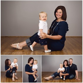 Mother Son Portraits