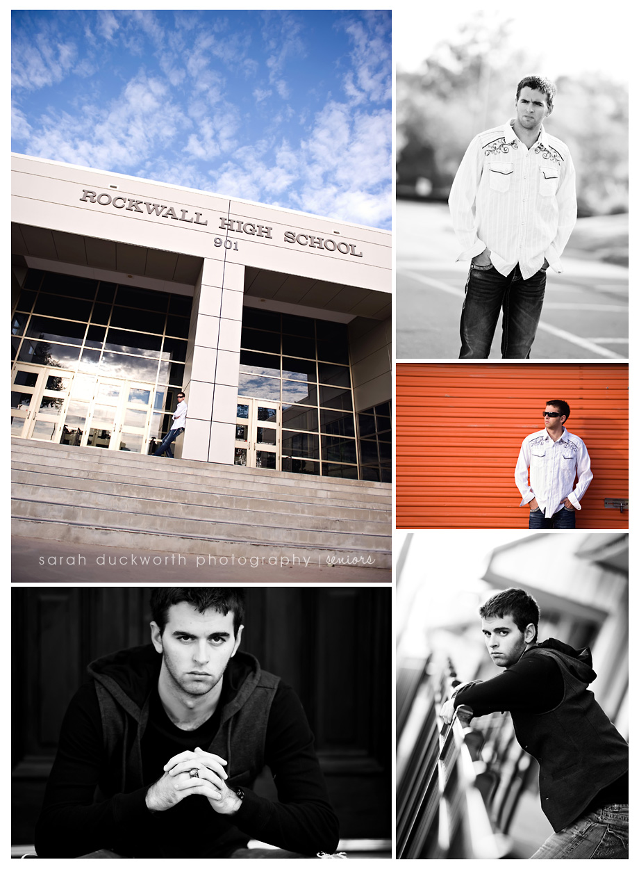 Rockwall Senior Photographer
