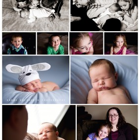 Newborn Lifestyle Photography Session Rockwall TX