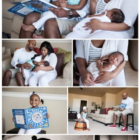 Rockwall Newborn Portraits