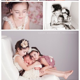 Newborn Portrait Studio