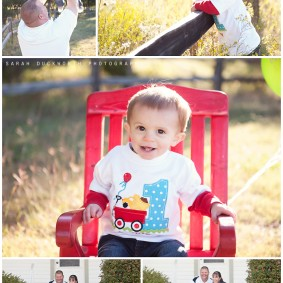 Baby's First Year Portraits