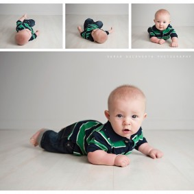 Baby Pictures Rolling Over