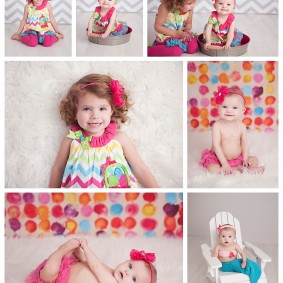 Baby's First Year Pictures Rockwall TX