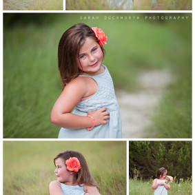 Little Girl Portraits Rockwall