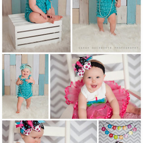 First Birthday Portraits Rockwall TX